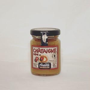 パリからのお土産便 Da Rosa Crème de Châtaine(110g、栗のクリーム、小瓶)