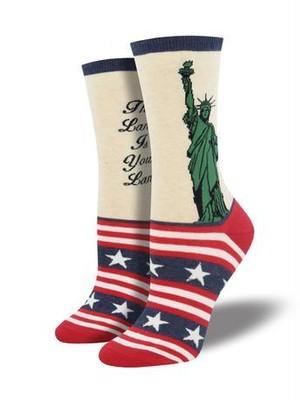 Lady Liberty (自由の女神) - SockSmith(ソックスミス)
