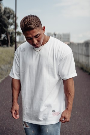 XENO EAGLE T-SHIRT White