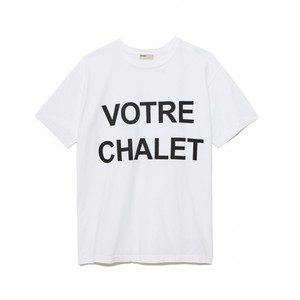 Graphic T-Shirt A/ NAISSANCE ネサーンス