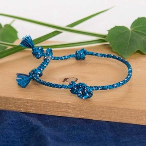 men's & ladies■kumo bracelets(marine blue)