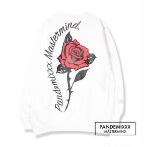 "【NEW】 "" 薔薇 "" Sweat Shirts"