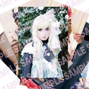 【Kaya】Photoセット(CALENDAR2017ver)