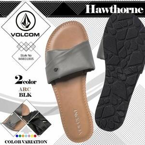 W0831805 ボルコム 人気ブランド レディース サンダル Hawthorne サーフブランド カッコイイ 海 ビーチ 履きやすい 脱げにくい VOLCOM