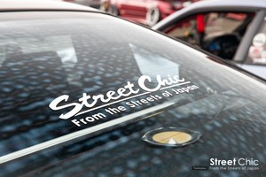 【送料無料】Crew - Decal [Large] StreetChic