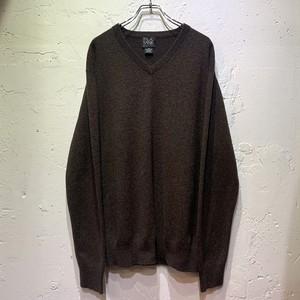 JOS.A.BANK cashmere v-neck sweater