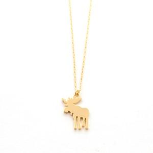 Safari Necklace - Moose