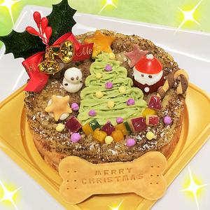 【近日ご予約開始】Manawanクリスマスケーキ