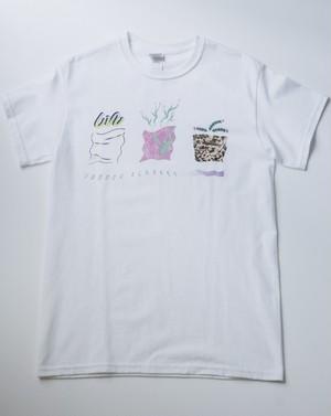 "TENUSIS  ""summer blanket T-shirt""[S]"