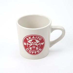 アカイト君マグカップ