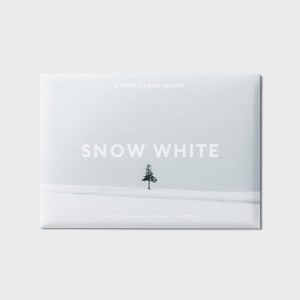 SNOW WHITE〈ポストカード8枚セット〉