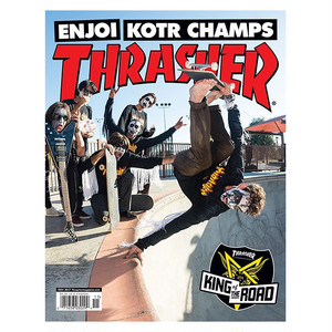 THRASHER - November 2017. Issue 448