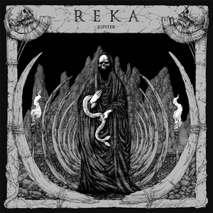 Reka - Jupiter Japan limited edition CD
