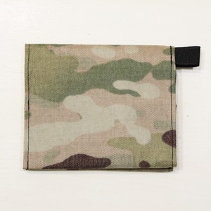 Beautiful money Wallet X-Pac CAMO/model.Sugiyama