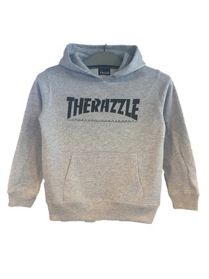 RAZZLE / THE RAZZLE KIDS PULLOVER PARKA / GREY