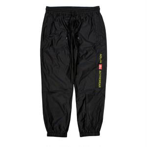 NOLAN  WARM UP PANTS  BLACK 40%OFF