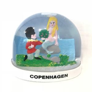デンマーク スノードーム / COPENHAGEN