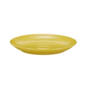 西海陶器 波佐見焼 「コモン」 プレート 皿 210mm イエロー 13212