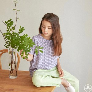 «sold out» HAI flower T shirt 2colors フラワーTシャツ