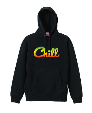 Chill Foodie UNITE9 RASTA COLOR限定生産