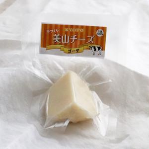 ゴーダチーズ単品1/4カット
