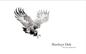 【MIX TAPE】Hawkeye Dub mixed by OG from Militant B