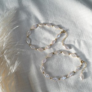 DIAMOND PEARL ANKLETS