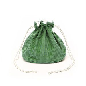 Reversible Bag/LightGreen&White