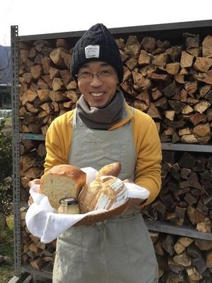 農家の食事パンと大豆バターのセット(2/28発送分)
