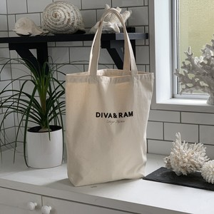 LOGO TOTE BAG(NATURAL)