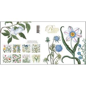 グリーティングカード 8種 封筒付き KOUSTRUP & CO. - Renaissance Garden ルネッサンスガーデン