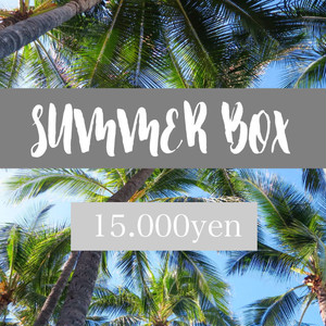SUMMER BOX 15000円