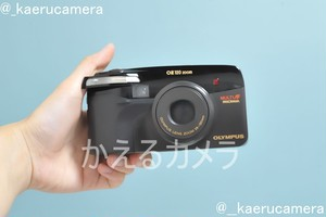 Olympus OZ120 ZOOM フィルムカメラ