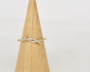 Cross lady ring