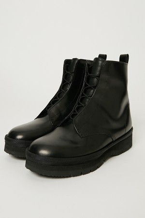 【ALMOSTBLACK】LEATHER BOOTS 20AW-SE01