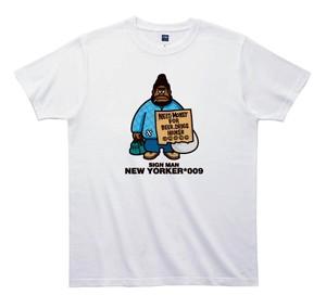 《山本周司Tシャツ》TY009/  SIGN MAN