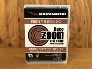 RACE ZOOM (NEW SNOW )100g