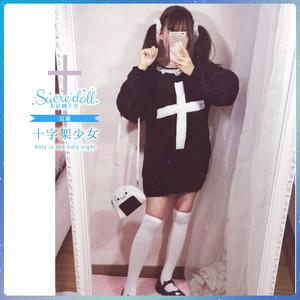 十字架少女