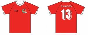 2018年度U12ゲームシャツ(番号あり)U12会員対象