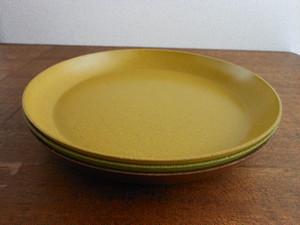 カリフォルニア発 植木鉢受け皿 ecoforms saucers (直径24㎝)