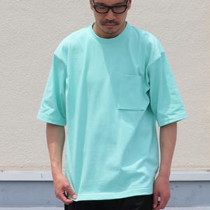 USA Cotton(10oz) Trend Archive Color T-shirts 80S Mint Green