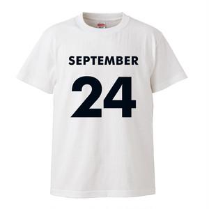 9月24日