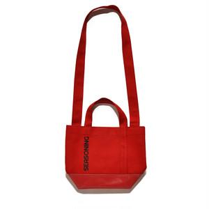 SEASONING TOTE BAG SMALL - RED