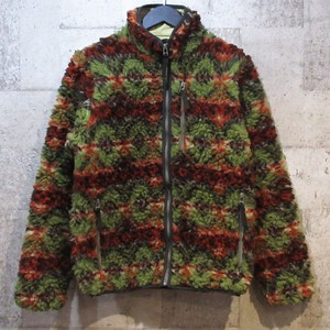 CALEE 17AW BOA FLEECE JACKET