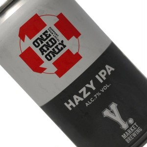 Y Market  One And Only HAZY IPA 350ml