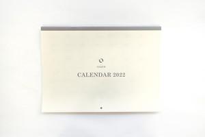 ハクア カレンダー2022 クリーム