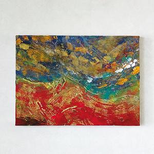 エネルギーアート 「祈り」