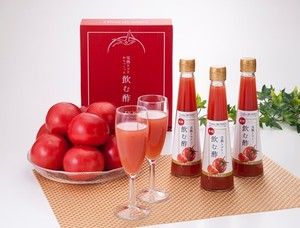 Toma ROSSO 飲む酢 3本セット