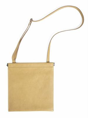 191ABG04 DC Leather shoulder bag 'spring closure' DC ショルダーバッグ/サコッシュ