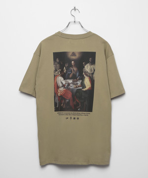 UrbanLegend Series Holy Grail T-shirt [Beige]